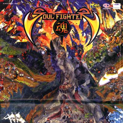 Soul Fighter - Video Game From The Late 90's