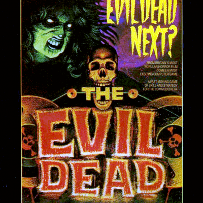 Image For Post The Evil Dead - Video Game From The Early 80's