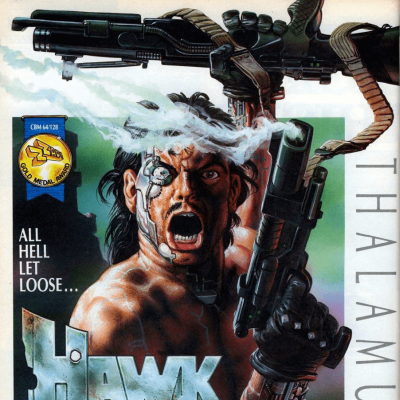 Image For Post Hawkeye - Video Game From The Late 80's