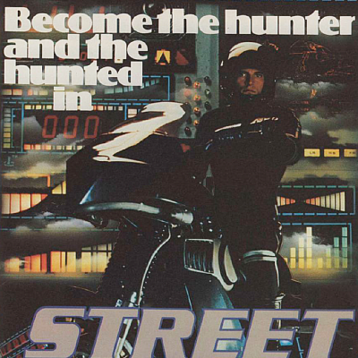 Image For Post Street Hawk - Video Game From The Mid 80's
