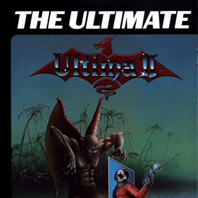 Image For Post Ultima 2: The Revenge of the Enchantress - Video Game From The Early 80's