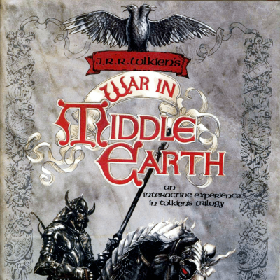 Image For Post J.R.R. Tolkien's War in Middle Earth - Video Game From The Late 80's