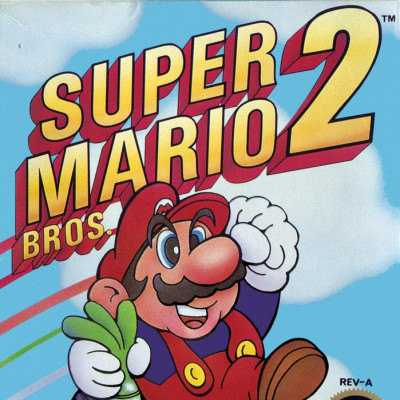 Image For Post Super Mario Bros 2 - Video Game From The Late 80's