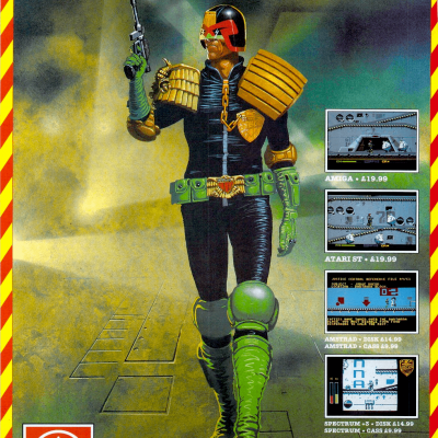 Image For Post Judge Dredd - Video Game From The Mid 90's