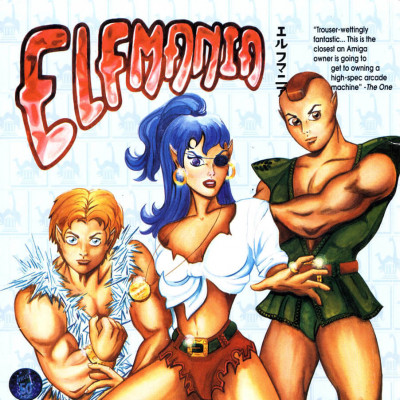Image For Post Elfmania - Video Game From The Early 90's