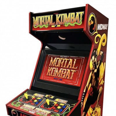 Mortal Kombat - Video Game From The Early 90's