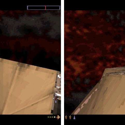 """Image For Post   PC screenshots  **Levels and music**   It features 651 levels, a multiplayer mode and a soundtrack (titled """"Earth/Air"""") composed by John Carpenter famous horror movie director and music composer, and arranged by Gary McKill.  **PC version**   The PC version has native support limited to a software display mode and an accelerated Glide mode, because in 1998, 3DFX cards were the de facto standard for gaming 3D graphics. However, modern computers can run the game in accelerated mode with the wrappers nGlide, dgVoodoo, OpenGlide or zeckensack's Glide wrapper, which translate Glide calls respectively into Direct3D or OpenGL calls.  **Endings**   The game has two endings. To see the first one, the player must beat the 651st level. To see the second one, the player must beat every level, or """"achieve 100% orchid"""", as this is expressed in the game."""