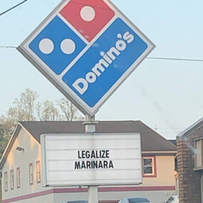 Image For Post Dominos Is Pro Legalization