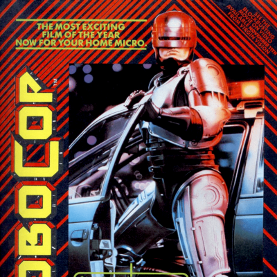Image For Post RoboCop - Video Game From The Late 80's