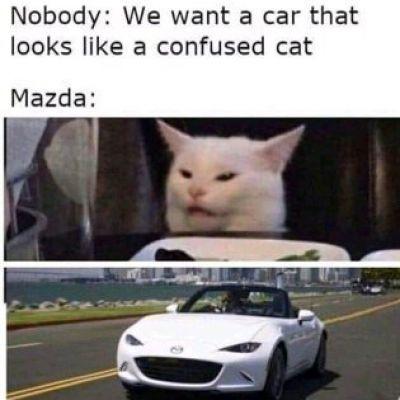 Mazda Cat