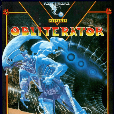 Image For Post Obliterator - Video Game From The Late 80's