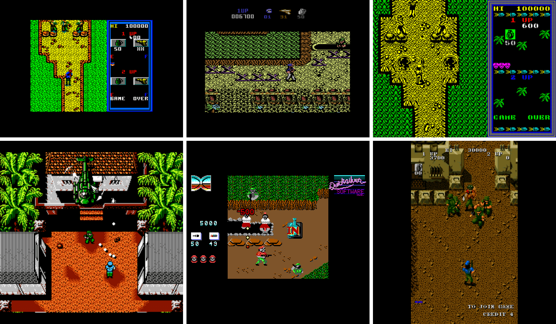 Image For Post | Amstrad - C64 - Spectrum NES - PC - Arcade