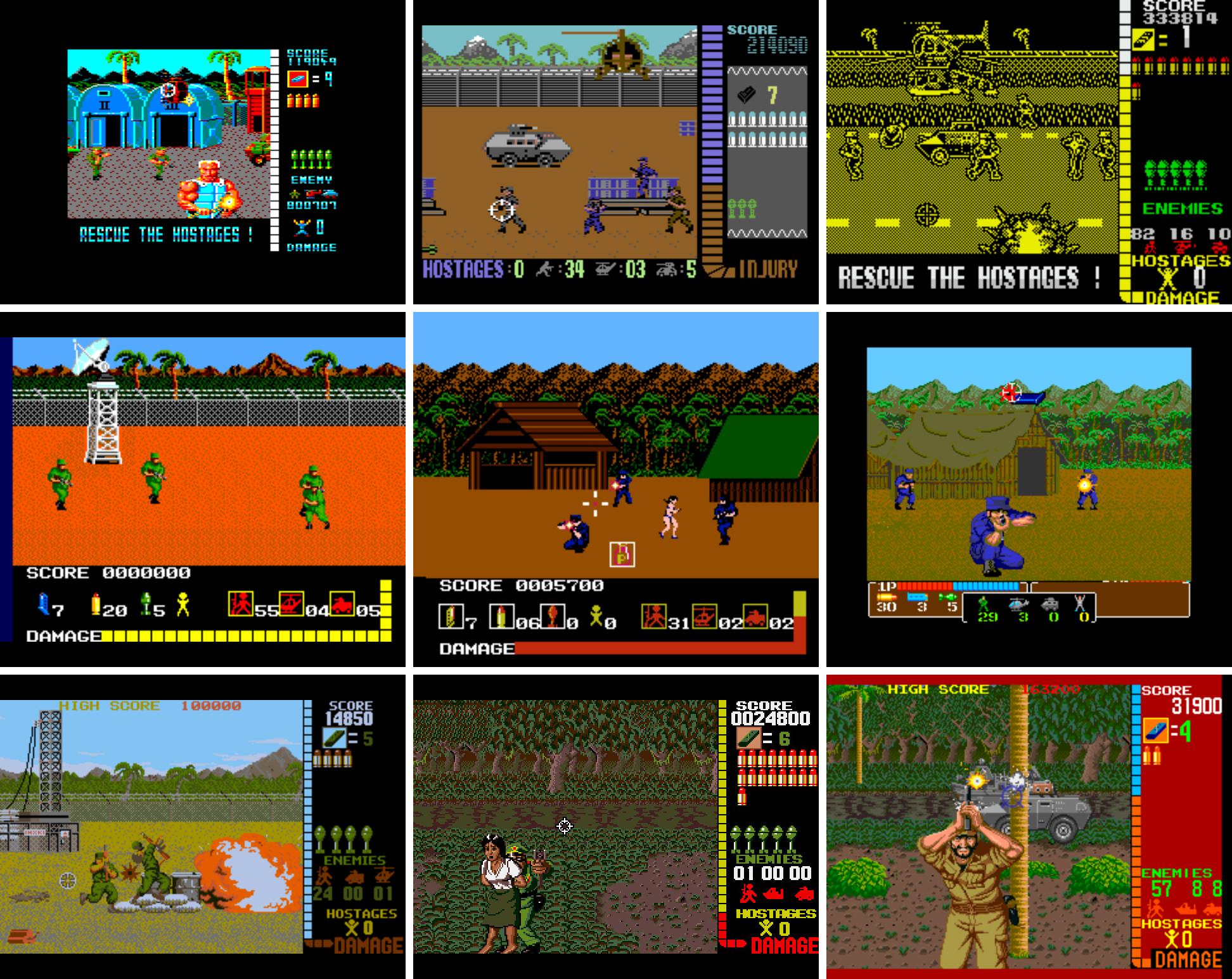 Image For Post   Amstrad - C64 - Spectrum Master System - NES - PC Engine PC - Amiga - Arcade