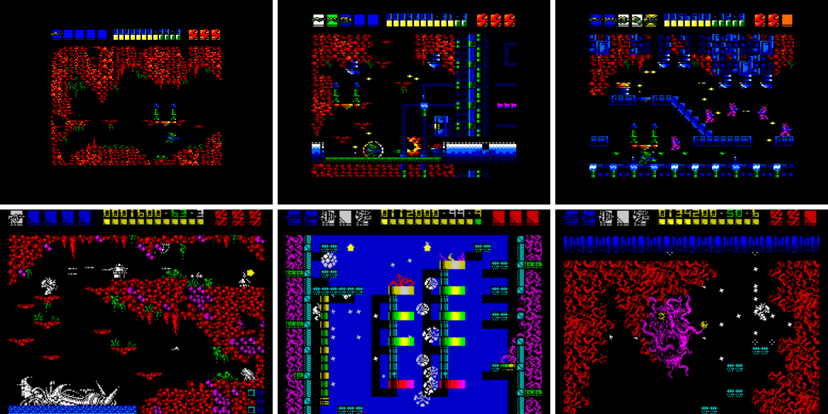 Image For Post | Amstrad Spectrum