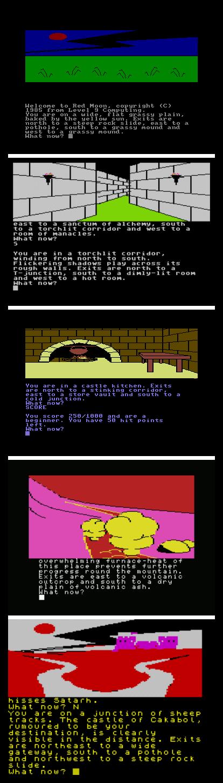 Amstrad   Atari 8-bit   C64   MSX   Spectrum