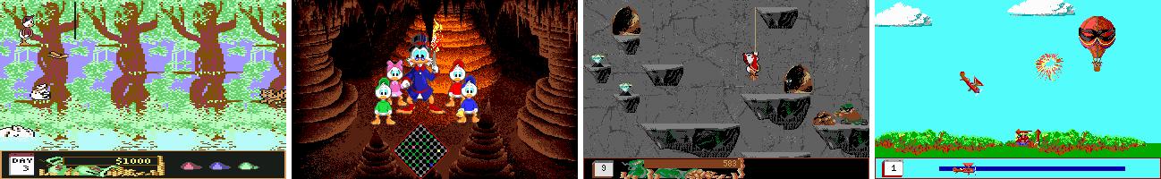 C64 - Amiga - Atari ST - PC