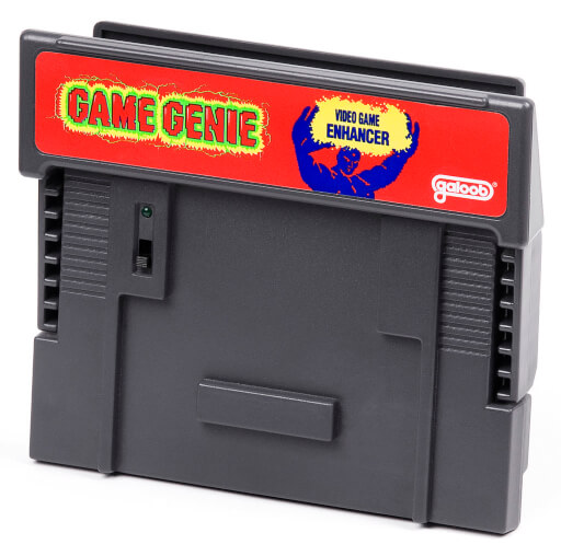Image For Post | [SNES Game Genie]  The Game Genie is incompatible with certain games, such as Star Fox and Super Mario RPG: Legend of the Seven Stars[9], because those games use the extra pins that most other Super NES games never utilize, as there is no circuitry to accommodate these pins of the games' PCBs. It also has problems with the SNS-101 remodel SNES. When used with a SNS-101, only two codes can be used at a time, and they must be entered on the top and bottom lines of the Game Genie menu. There are three known versions of the SNES Game Genie (v1, v1.1, v2). Images of v1 and v2 PCB have been posted and the difference is night and day, with v2 containing much fewer components on the PCB. All three versions look exactly the same from the outside but when v1.1 is booted up, it will have dashes present before any code is entered. The only way to tell v1 and v2 apart is by opening the cart and checking the PCB.
