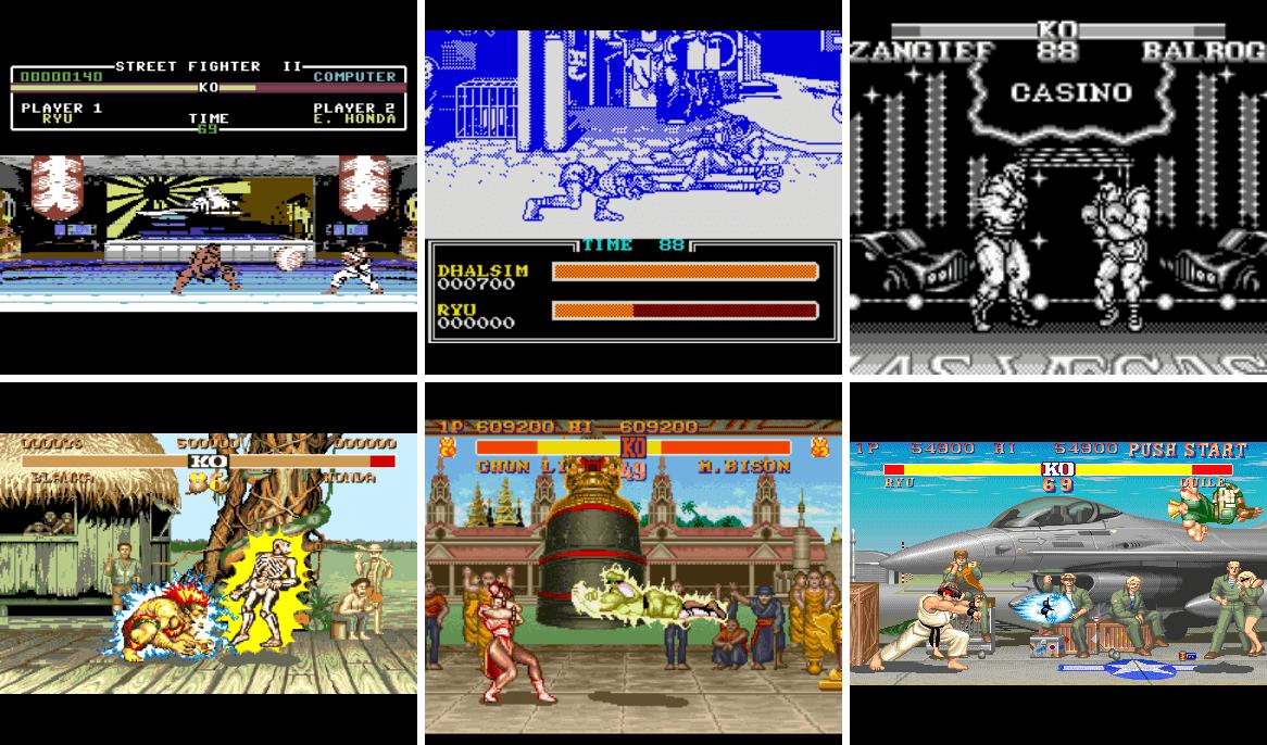 Image For Post | c64 | spectrum | game boy amiga | snes | arcade